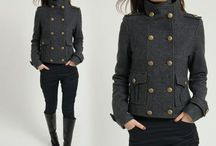 Coats Blazers Jackets / by Southern Girl. City Swirl.