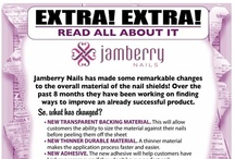 Jackie's Jamberry Nails / You will love Jamberry Nails because of how easily they can be applied and how many different looks you can achieve by mixing and matching. Our Nail Shields will give you that high-end salon look in the convenience of your own home.