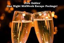 Five Gables Inn & Spa / by Five Gables Inn & Spa