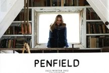 Penfield x Featured / Penfield, as featured in the press. Shop: http://bit.ly/18Fqv0G / by Penfield
