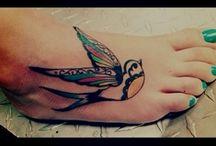 Tattoos / by Taylor Johnson