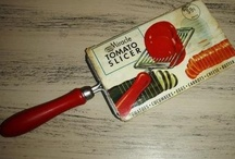 Home is where the vintage heart is ...  / Vintage Kitschy Home Sweet Home