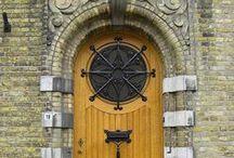 DOORS & GATES / by Betty & Gary