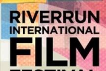 RiverRun International Film Festival / RiverRun International Film Festival is held annually in Winston-Salem, North Carolina. In 2012 the festival is screening 142 films from around the world.