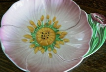 Vintage Carlton Ware china  / Beautiful floral art china pieces - so collectible - what's not to love!
