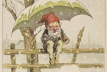 Gnomes/ Jul Nisse / by Juniper