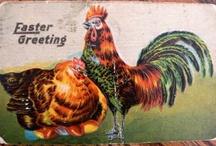 Vintage Hop Along Easter Fun   / Sweet vintage Easter memories