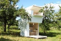 Architecture - Very Small Buildings / by Nancy King