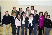 Junta Ejecutiva y Ampliada de Espiral  / La junta está formada por personas comprometidas y motivadas por mejorar la educación.