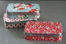 Crafts - Altoid Tin Alterations / by Nancy King