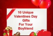 Valentines Gifts For Boyfriend / Are you looking for Valentines gifts for your boyfriend? Here you will find some great ideas to offer your love one on this special day. / by Bianca Ciotoiu