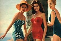 Swim Frills / Bringing glamour back to pools, beaches and rivers.