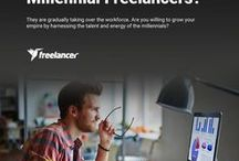 Hiring Freelancers / Key people you should hire to help your business succeed