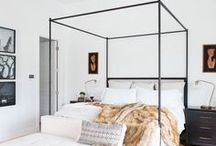 Master Bedroom / Cozy. Relaxing. Retreat. Create your best space for your area of rest.