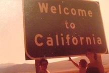 CALIFORNIA / forever my home...