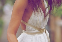 WEDDING DRESS / THE MOST IMPORTANT DRESS OF ALL