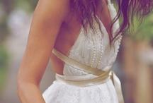 wedding: DRESS