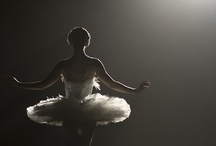 DANCE / I still wish I were a ballerina.  Such enormous respect and appreciation for this Art.