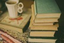 Bookworm / by Rosie Castro