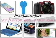 Tech Paradise / Get your gadget on with pins focused on technology and gadgetry. / by The Cubicle Chick