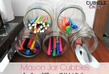 DIY & Crafting Fab / Get quick and easy (and fun) DIY and craft ideas for busy parents on the go who want to create made from the heart items for their family. / by The Cubicle Chick