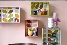 Homey Home / Inspiring home decor, furniture, and home organization / by Little Stuff