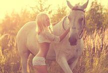 Rhinestone Cowgirl / by Lindsay Hurst