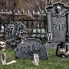 Halloween Decoration Inspiration / Get the creative juices flowing with these Halloween decor ideas. Create a spook-tacularly creepy haunted house or embrace the classic and elegant ambiance of the season - Either way you are sure to impress!