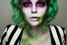 DIY Makeup Tutorials for Halloween & Cosplay / Here are the best makeup tutorials and makeup ideas for Halloween! Whether you need help applying fake eyelashes or want to do some high-level SFX makeup looks, perfect for Halloween, haunted houses, or cosplay, conventions, we have a look and tutorial for you!