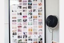 photo/art wall