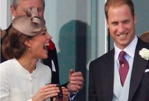 Royals - Britain - Will and Kate / by Shelley Hough
