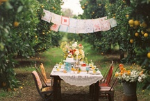 PARTY / Party ideas from decor to food to games!