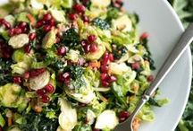 SALAD RECIPES / Salads are my favorite.