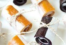 EASY SNACK IDEAS / Easy on-the-go snacks