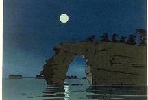 woodblocks/ Japanese inspired / by Diana Rasmussen