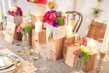 TABLESCAPE / IF I WERE A PARTY PLANNER, MY TABLE WOULD LOOK SOMETHING LIKE THIS.
