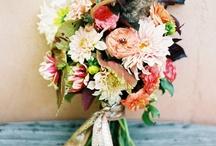 wedding: BOUQUET & FLOWERS