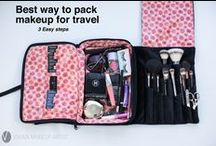 Hold Me in Places / Cosmetics, makeup, brushes, nail polish and everything beauty - all organized!