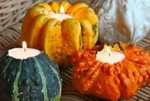 Thanksgiving Inspiration / When Halloween is over, look to warm and cozy fall colors for Thanksgiving decor inspiration. Comforting dishes and food helps too! / by HalloweenCostumes.com
