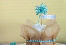 Baker's Twine DIY Projects / Baker's twine is the quintessential embellishment for card making, scrapbooking, gift wrap, and more. Yet there are so many creative ways to make it not just a small part of a project, but a main feature instead. Here are some of my faves!