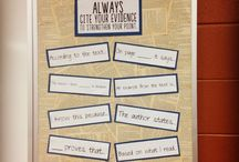 Classroom ideas / General Teaching / Focus on middle school ELA and theatre students / by Megan