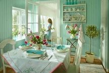 Kitchen Decor / by Bunny Bee