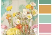 Designspiration: Color Palettes / by Little Stuff