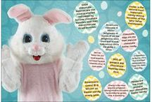 Easter Costumes / We're so hop hop hoppy anytime Easter is near! Spring, pastel hues, chocolate, and bunny costumes!! Follow this Pinterest bunny trail for Easter-time inspiration.  / by HalloweenCostumes.com
