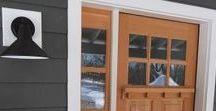 Our Favorite Front Doors / http://thecatskillfarms.com/gallery-exterior-doors
