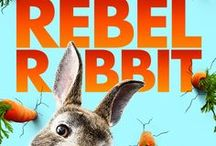 PETER RABBIT FUN / Have you heard? Peter Rabbit is coming to theaters February 9th with all new adventures and fun! Find everything you need to celebrate this whimsical rabbit right here!