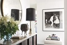 LOVING BLACK & WHITE / Be it fashion, interiors, exteriors, photography and flowers. This classic combination never gets old...