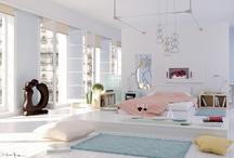 sleep / Bedrooms / by Susan Moulton