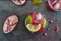 Drinks / Drink recipes for all occasions. Perfect for entertaining or kicking back at home. Alcoholic and non-alcoholic drink ideas.