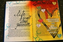 journals/journal pages / by Susan Moulton